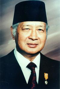 HM Soeharto